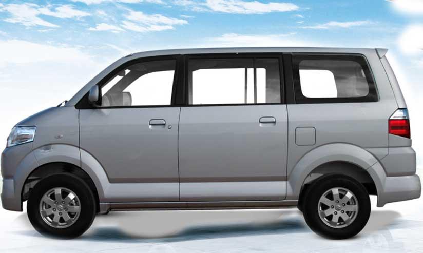 Suzuki APV, 7 seats