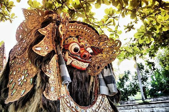 Barong-dance-characters